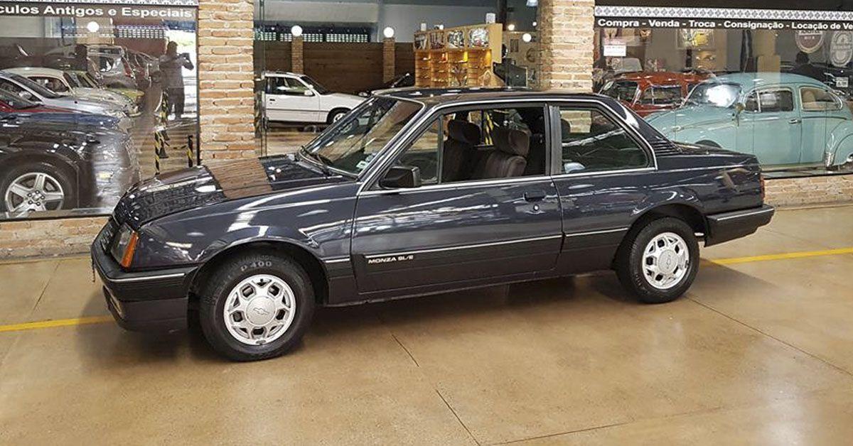 Monza SL-E 2.0 1989 Motor Tudo (1)