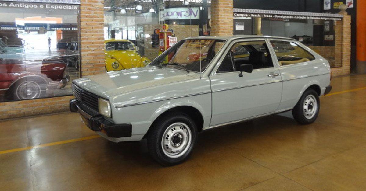 Volkswagen Gol L 1300 1981 Motor Tudo (0)