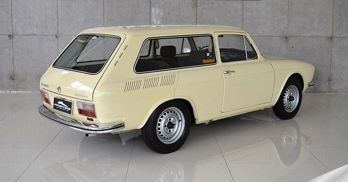 Volkswagen Variant 1974 Motor Tudo (0)