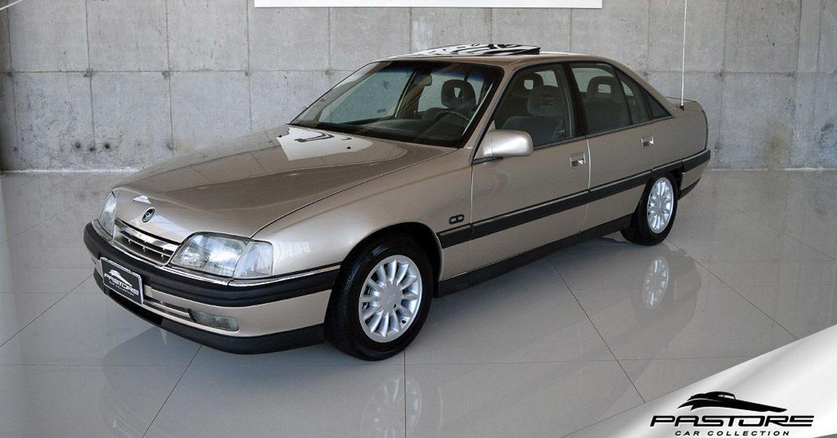 Chevrolet omega 3.0 1994 câmbio manual motor tudo (0)