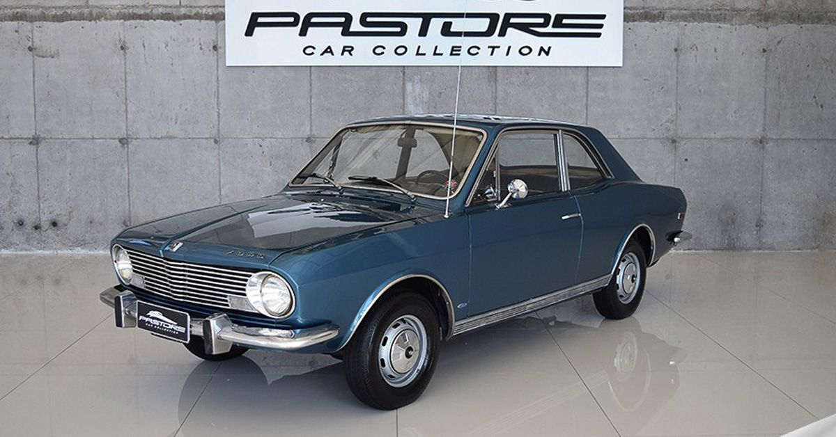 Ford Corcel 1970 Motor Tudo (0)