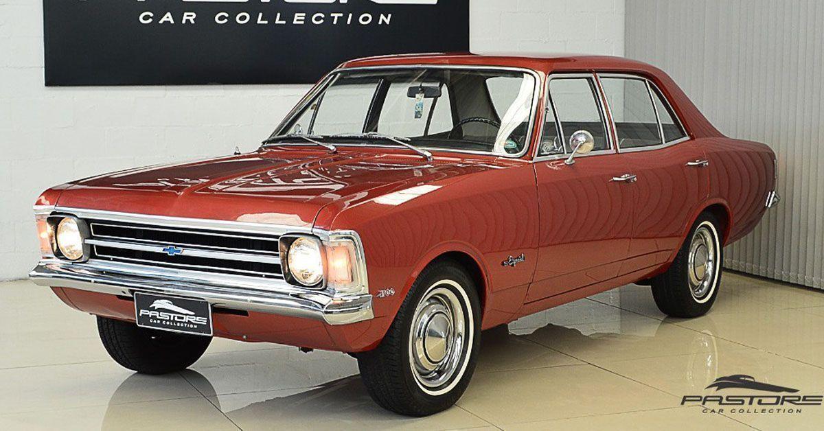 Opala Especial 4100 1972 Motor Tudo (0)