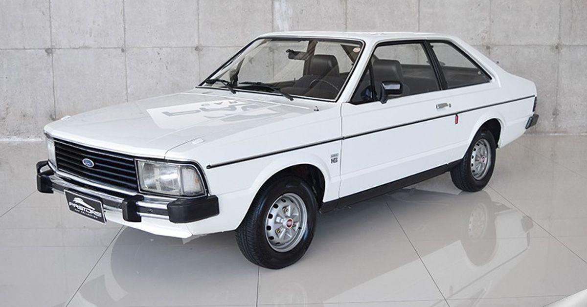 Ford Corcel II L 1983 a Álcool Motor Tudo (0)