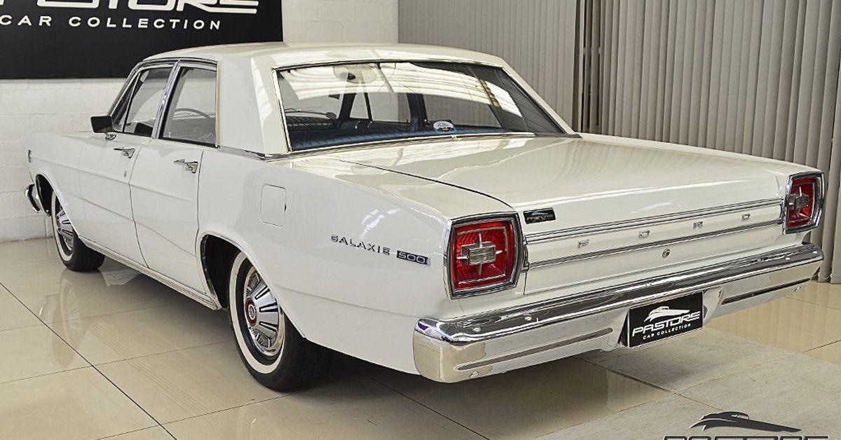 Galaxie 500 1968 Motor Tudo (0)