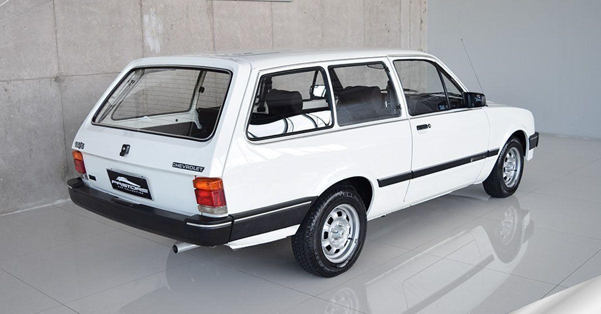 Chevrolet Marajó Sl 1989 Motor Tudo (0)