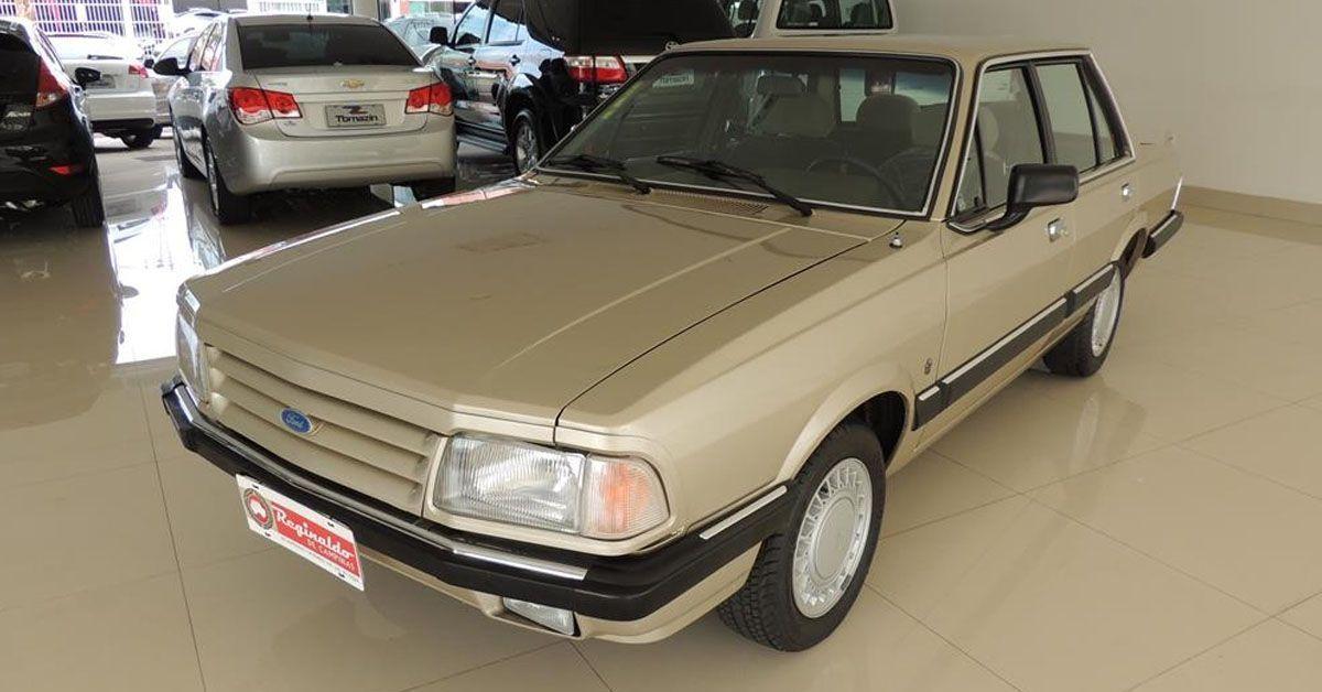 Ford Del Rey Ghia 1.8 1990 Mortor Tudo (0)