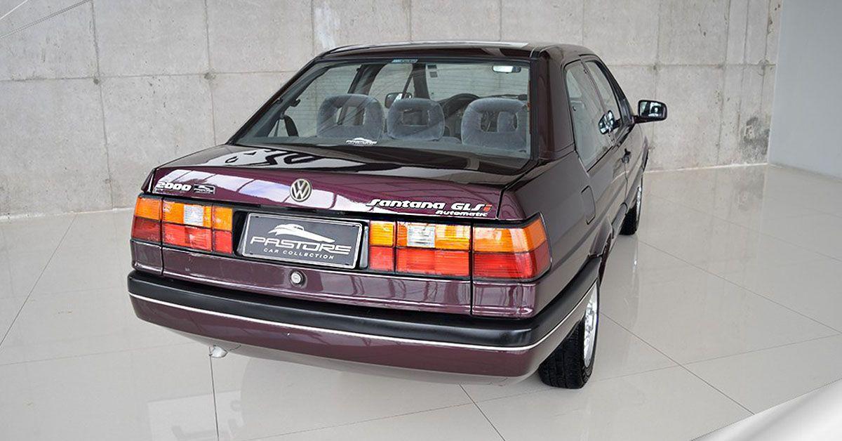 Volkswagen Santana GLSi 2.0 automático 1993 motor tudo (0)