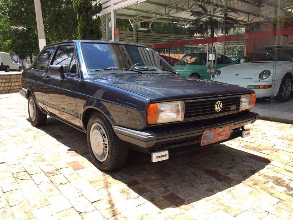 Voyage Plus 1986 Série Especial o Primeiro ano do AP 1.6