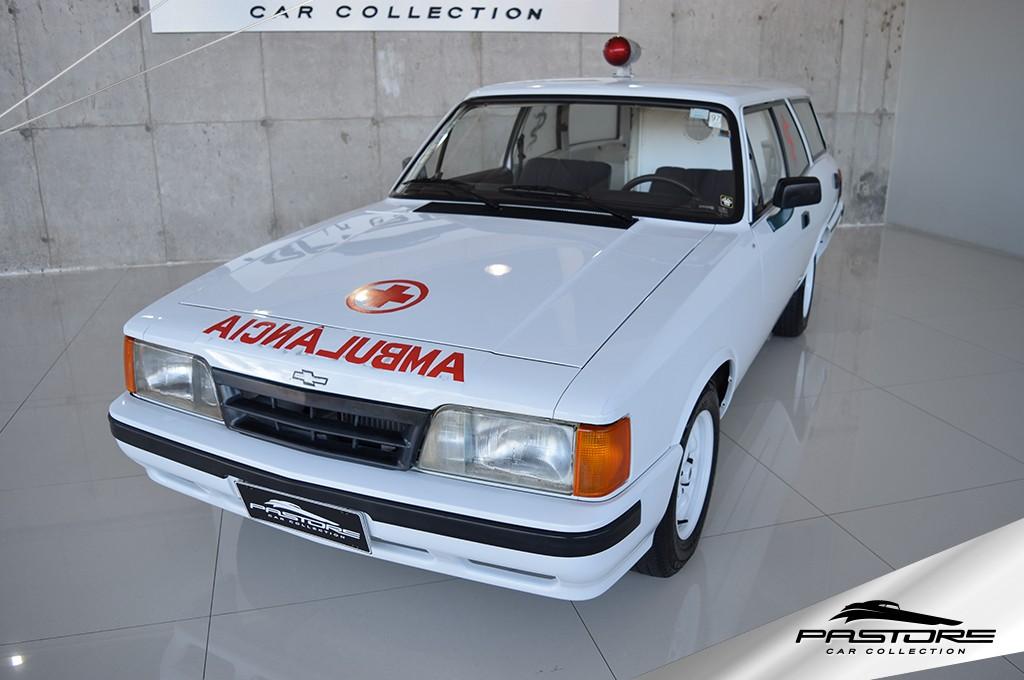 Caravan Ambulância 1992 Motor Tudo (11)