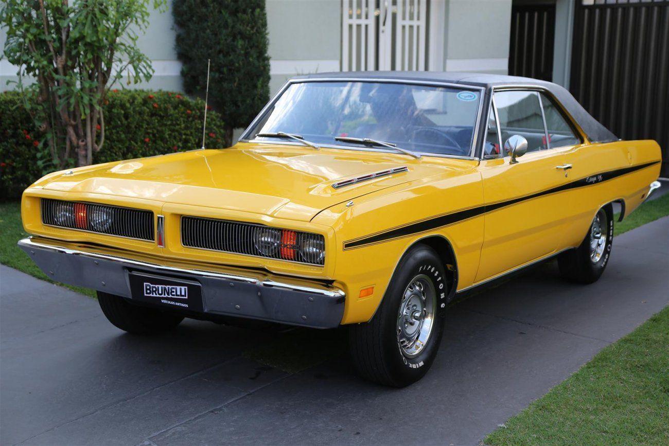 Dodge Charger RT 1975 Motor Tudo (32)