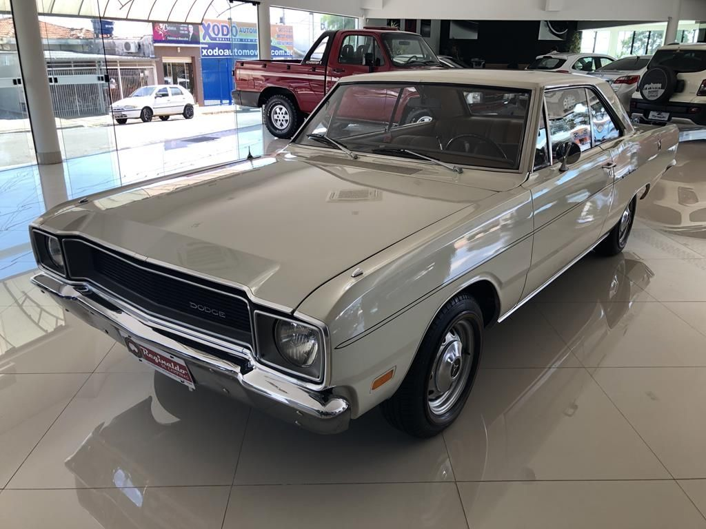 Dodge Dart Coupé luxo 1976 Motor Tudo (2)