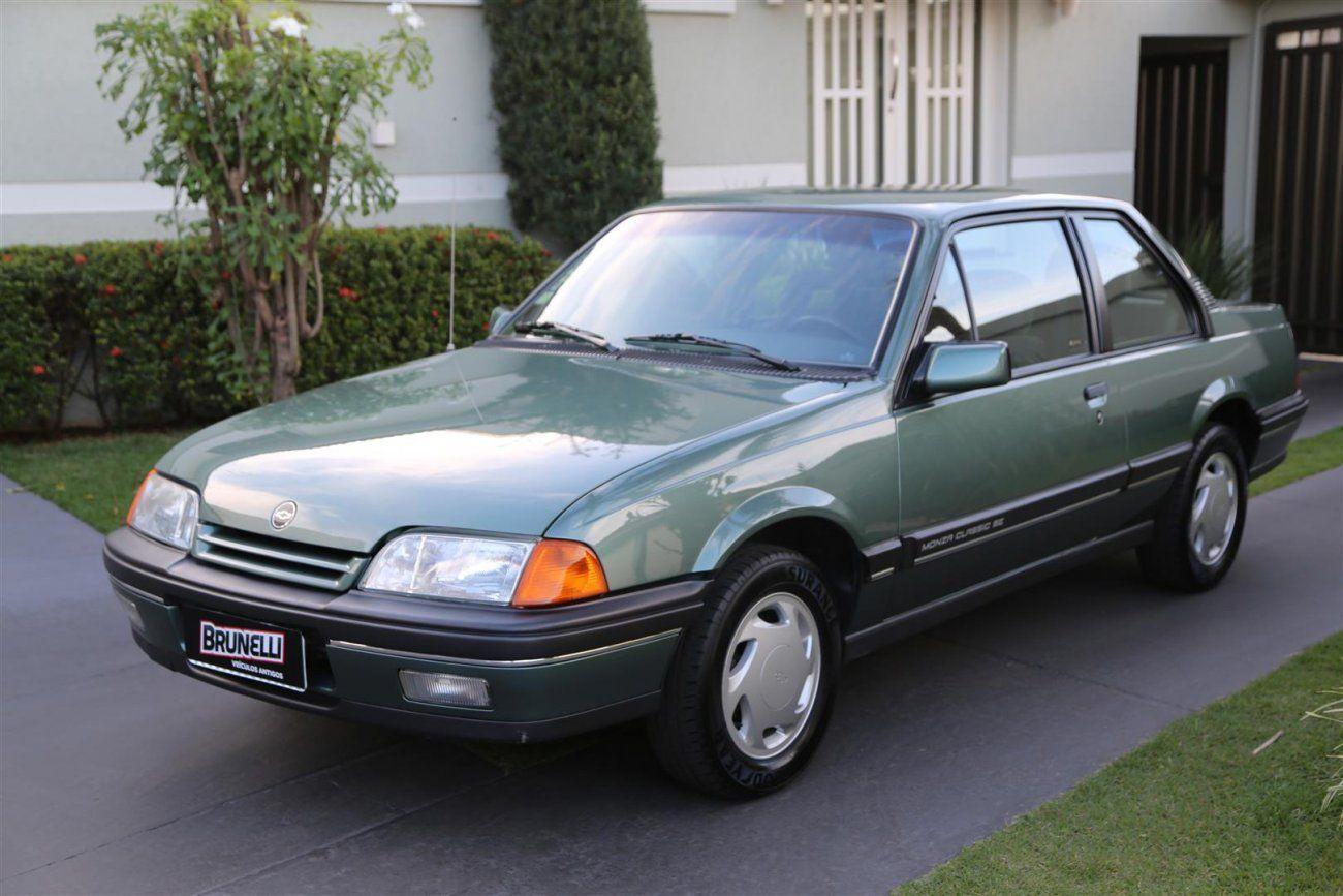 Monza Classic SE 2.0 1992 Motor Tudo (16)