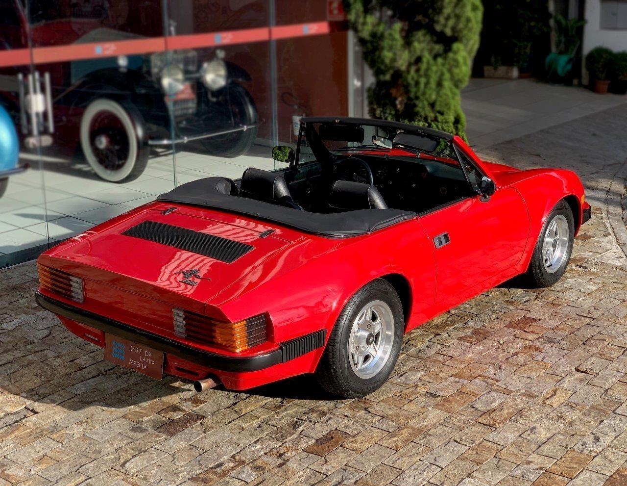 Puma GT Conversível 1988 Motor Tudo (11)