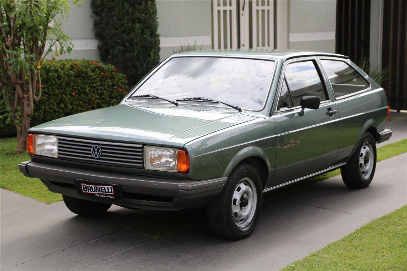Volkswagen Gol S 1986, o maior pé de boi também era o mais rápido e robusto