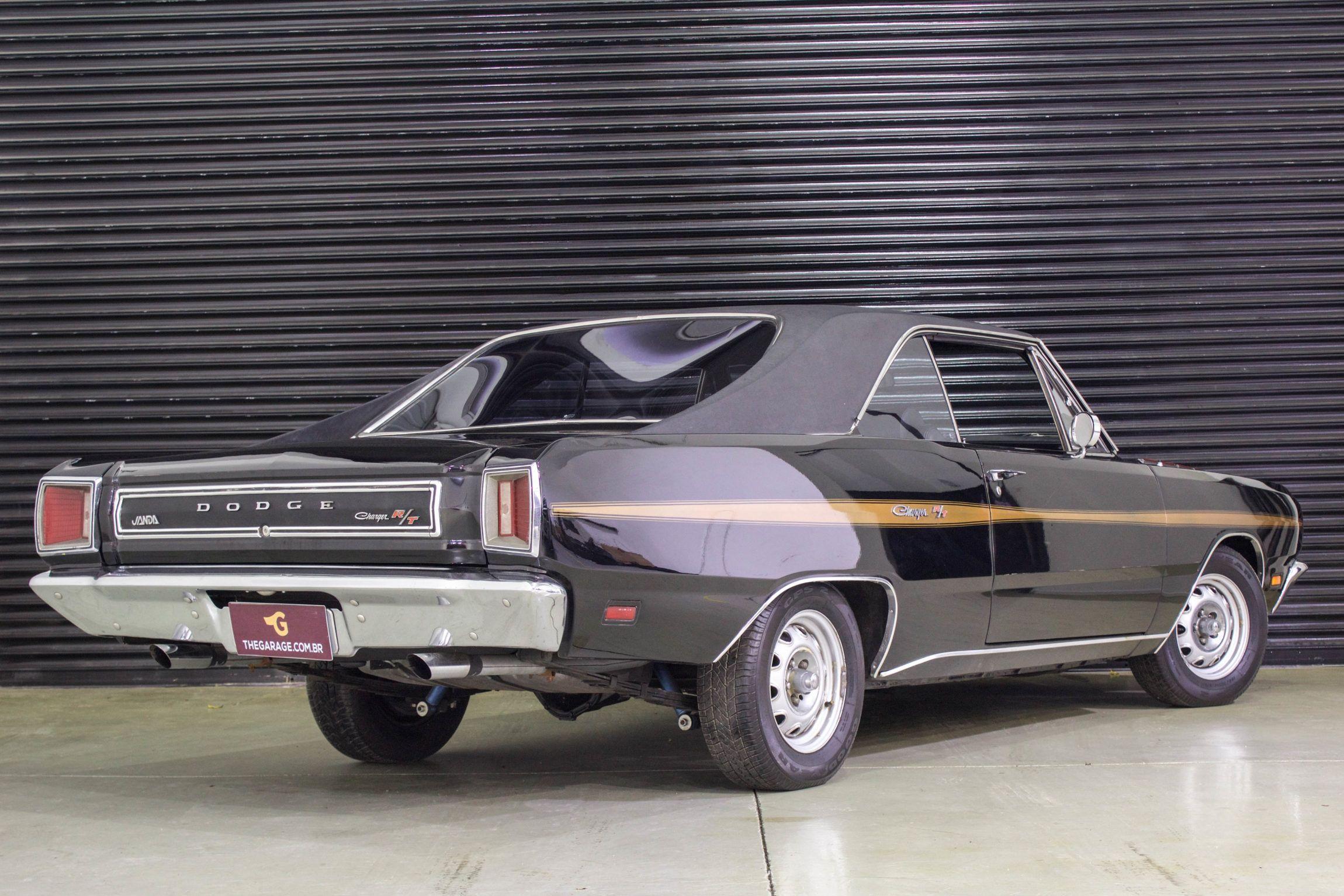 Dodge Charger R/T V8 1976 Um Verdadeiro Muscle Car