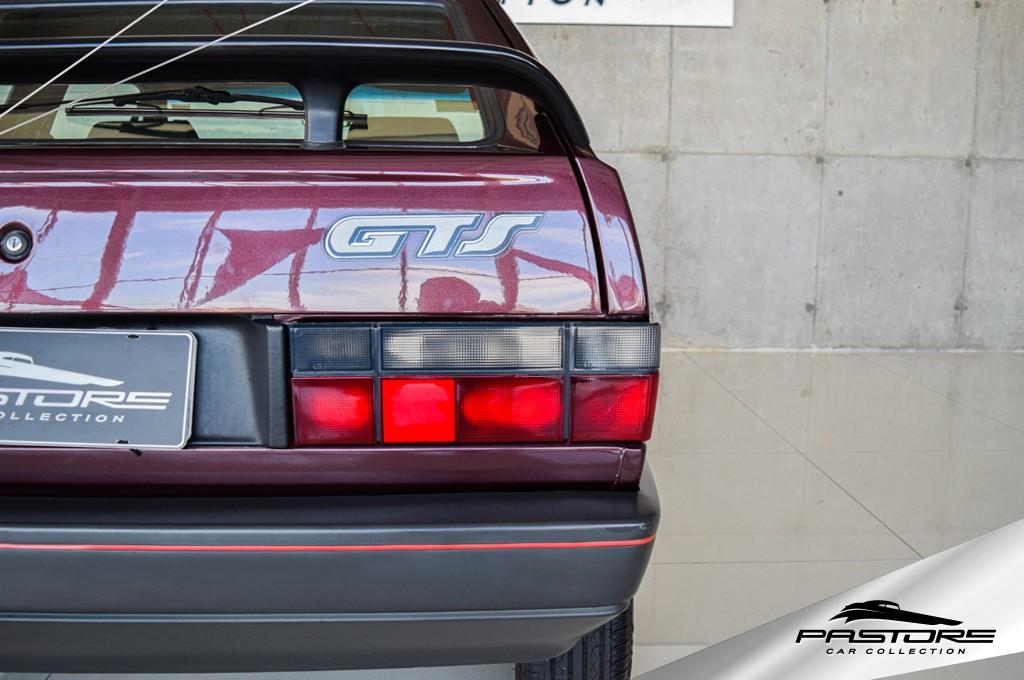 Gol GTS 1.8S 1993/1994 Com Todos os Instrumentos de Um Carro de Luxo