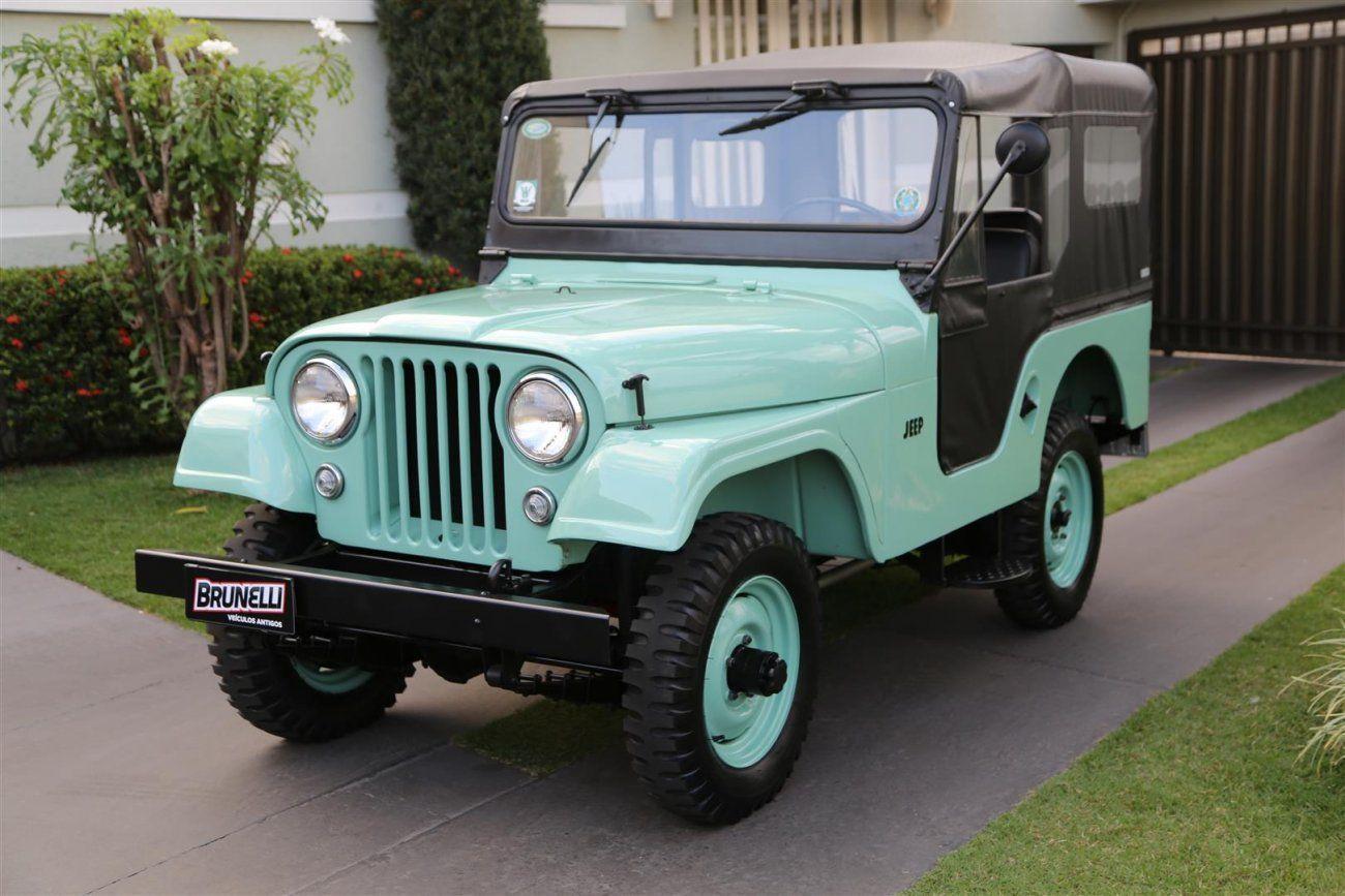 Jeep Willys CJ-5 4x4 1959 Motor Tudo (2)