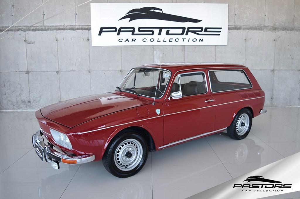 Volkswagen Variant 1600 1976 Motor Tudo (9)