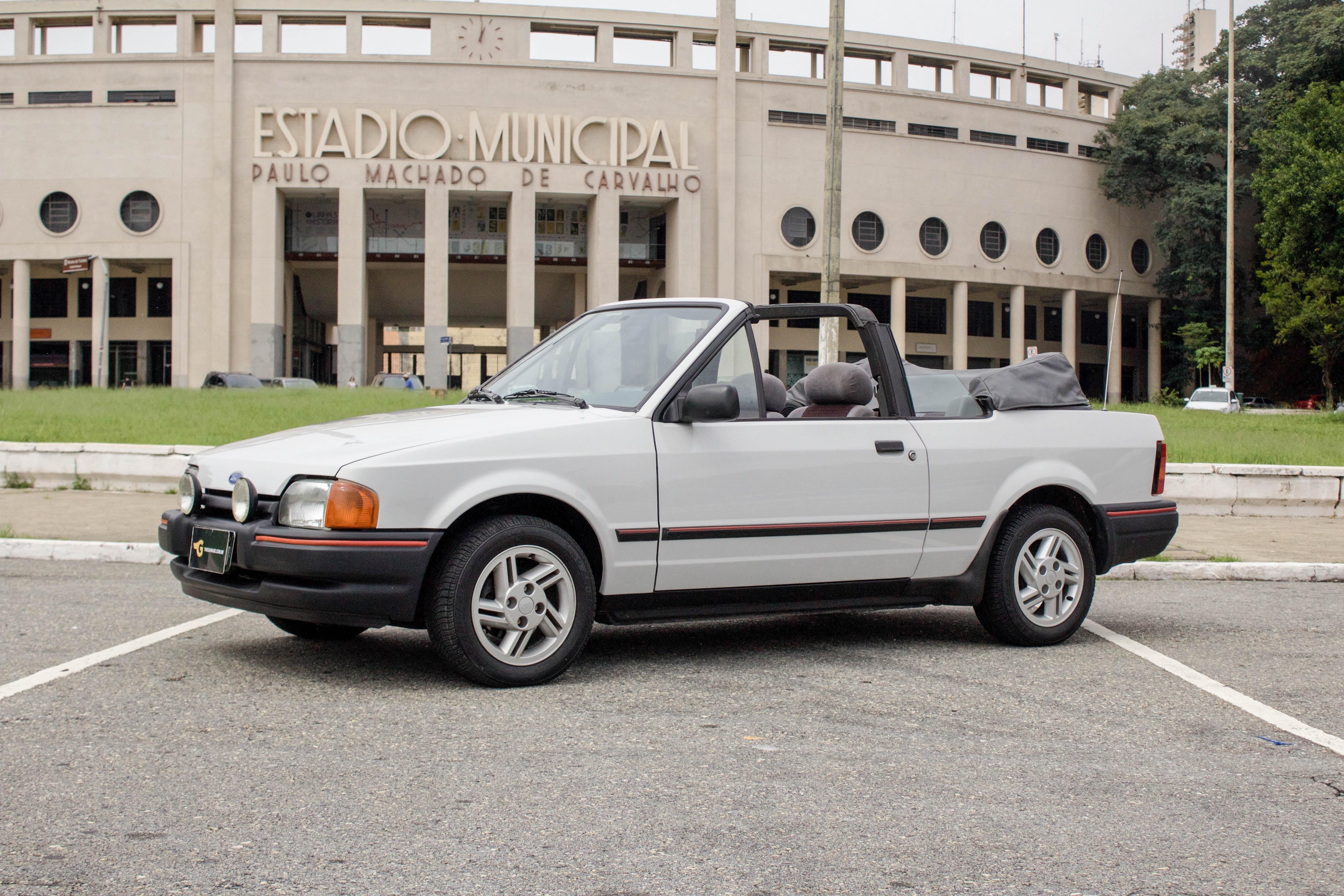 Escort XR3 Conversível 1987 Motor Tudo (18)