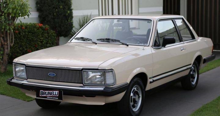 Ford Del Rey 1984 Prata Motor Tudo (4)