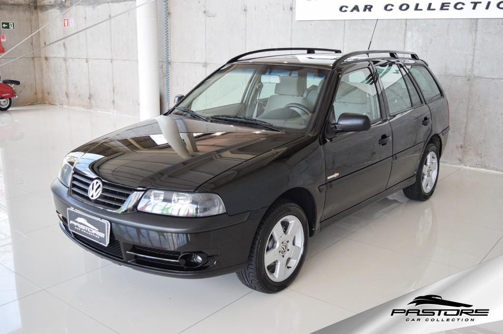 Parati Evidence 1.8 2003 o auge da SW compacta da Volkswagen