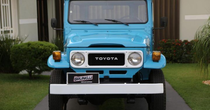 Toyota Bandeirante 1985 Jipe Longo Motor Tudo (3)