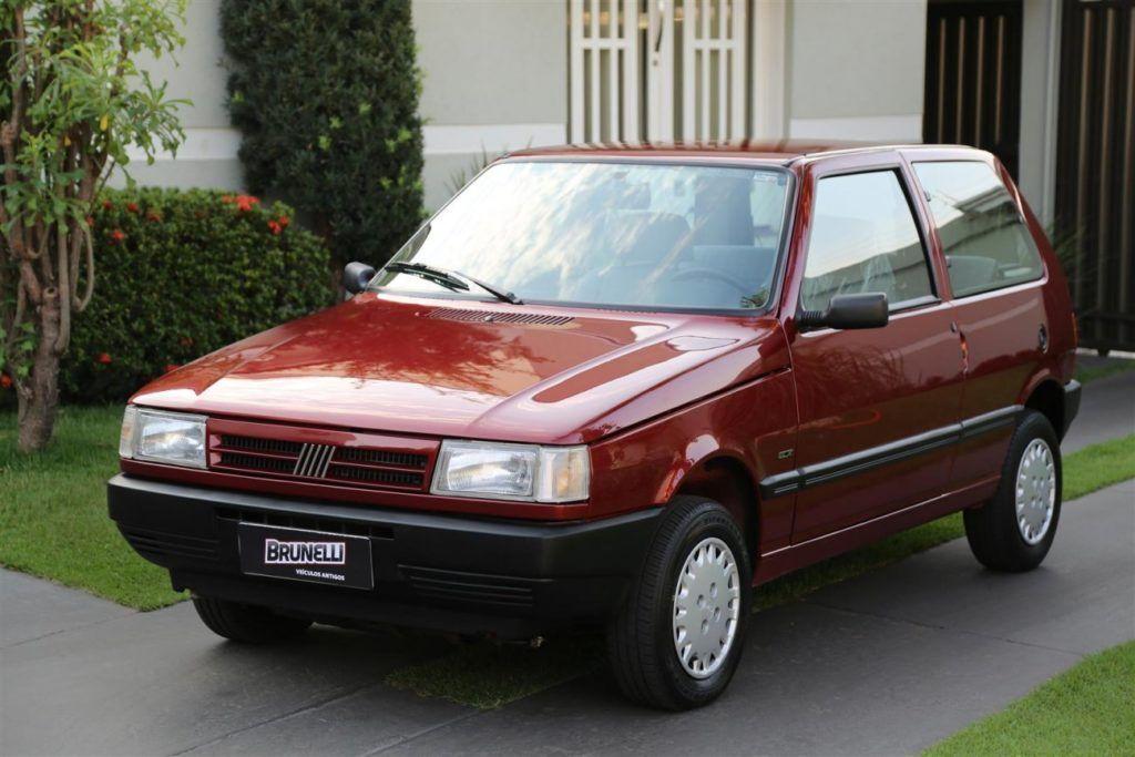 Uno Mille ELX 1.0 Motor Tudo (2)