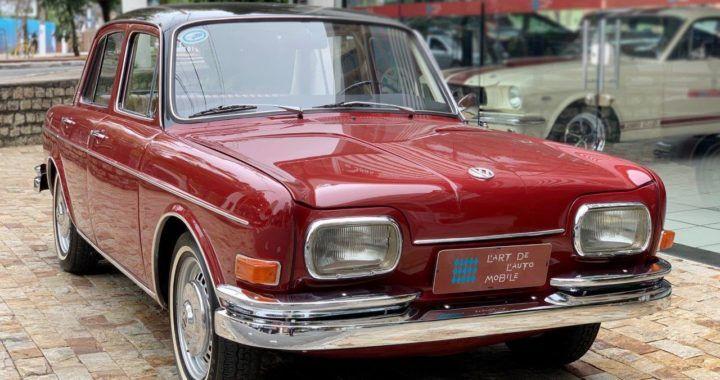VW Zé do Caixão 1600 L 1969 Motor Tudo (18)