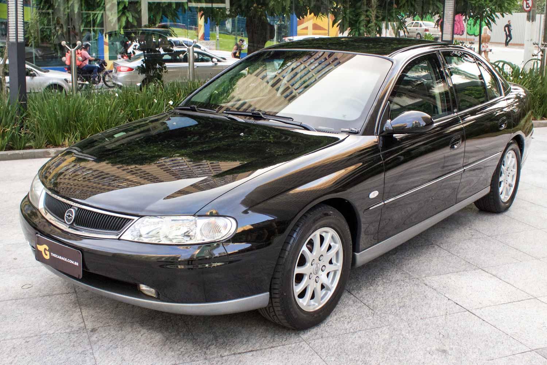 Omega Australiano 2002 3.8 V6 Com 216 KM/h de velocidade final real