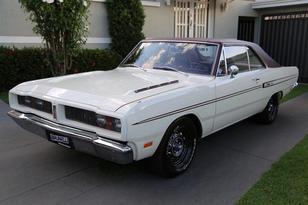 Dodge Charger R/T chateau 1977 um V8 de muito bom gosto