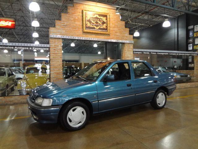 Ford Verona Ghia 2.0i 1994 O substituto do Del Rey