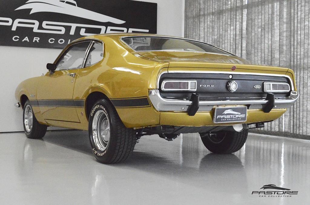 Maverick Super GT 1976 - 199 CV e 190 km/h de velocidade final real