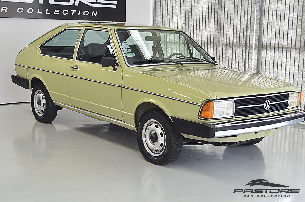 Passat 1980 versão LS o mais desejado