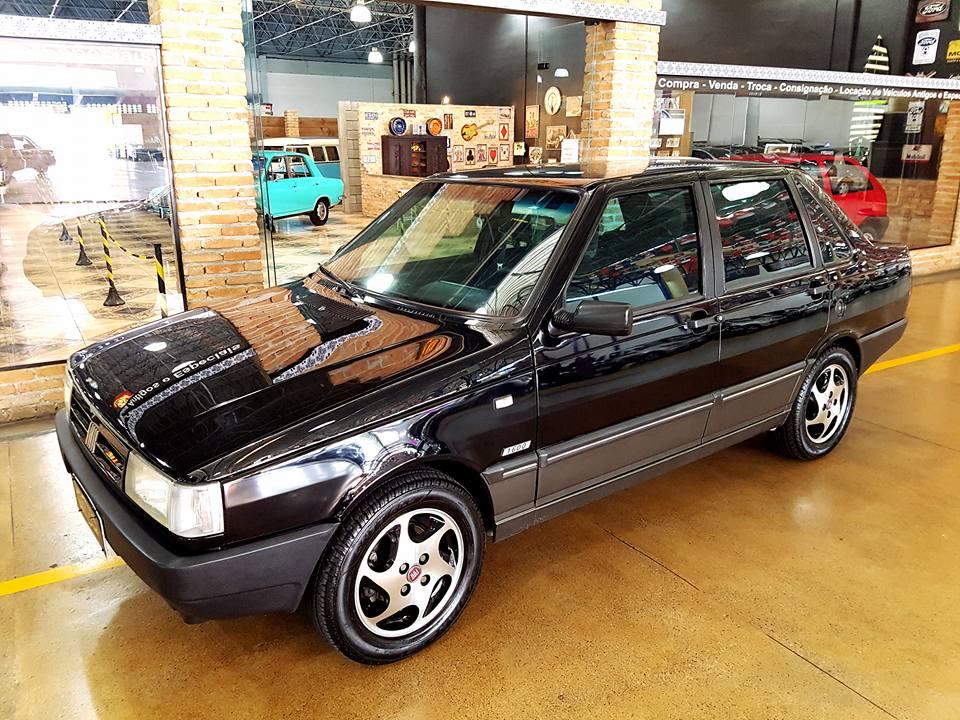 Fiat Prêmio CSL 91 Confiável, elegante, rápido e com muitos acessórios