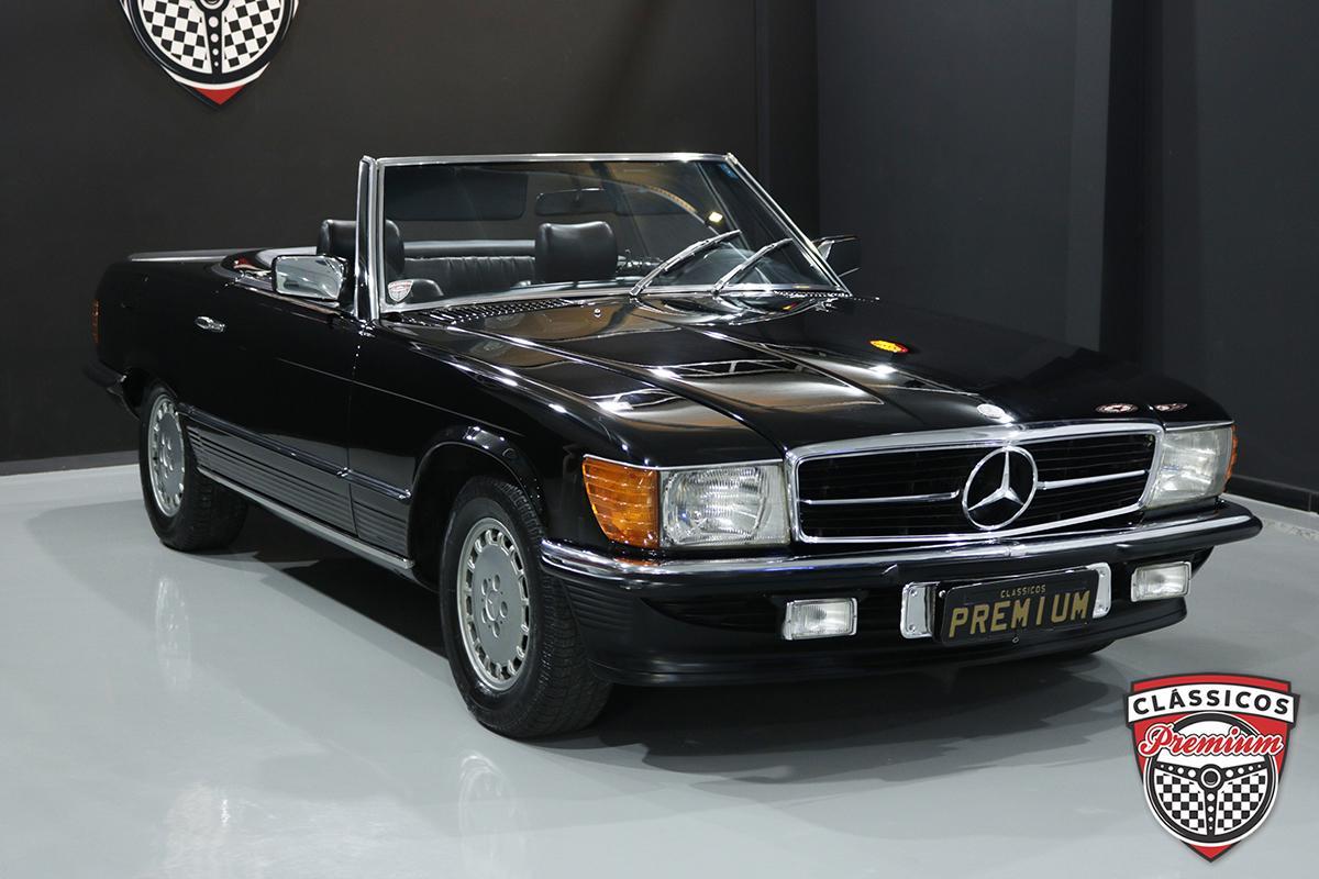 Mercedes - Benz SL 350 72 Muito a frente do nosso tempo