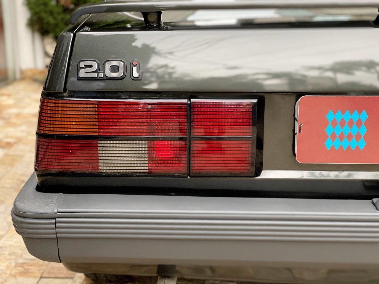 Monza 500 EF 2.0i 1990 apenas 5000 unidades produzidas Série especial