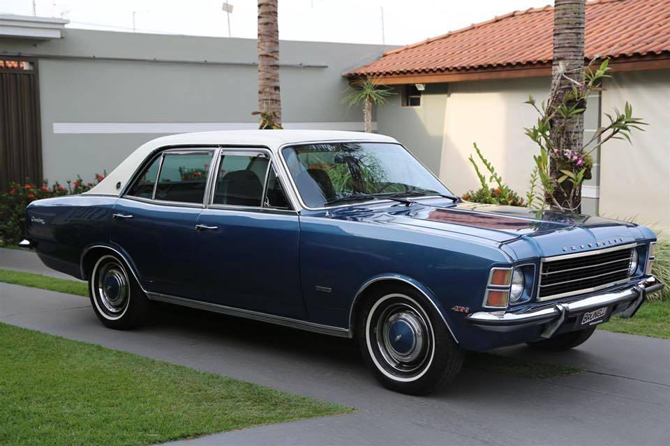Opala Comodoro 75 Automático, força, luxo e beleza ao extremo