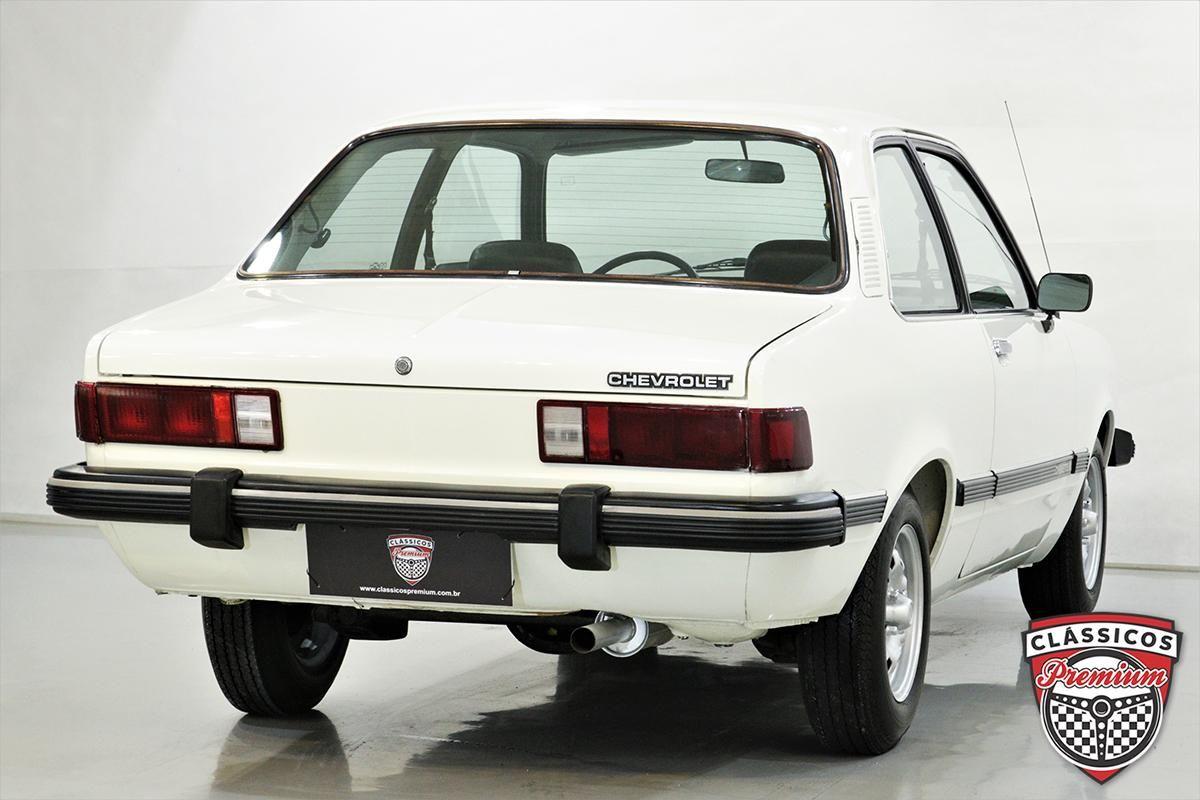 Chevette SL 1982 entre os mais emplacados no início da década