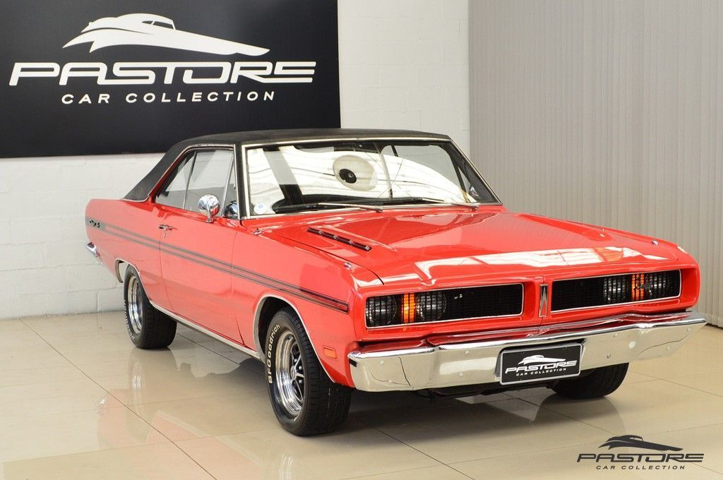 Dodge Charger R/T 1973 215 cv 190 km/h de velocidade final real