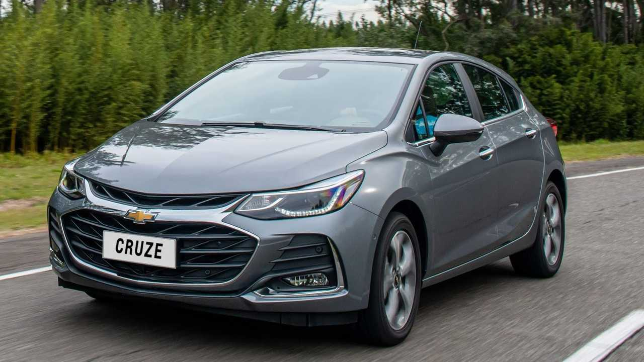 Ficha Técnica Chevrolet Cruze Hatch LT 1.4 Turbo 2020