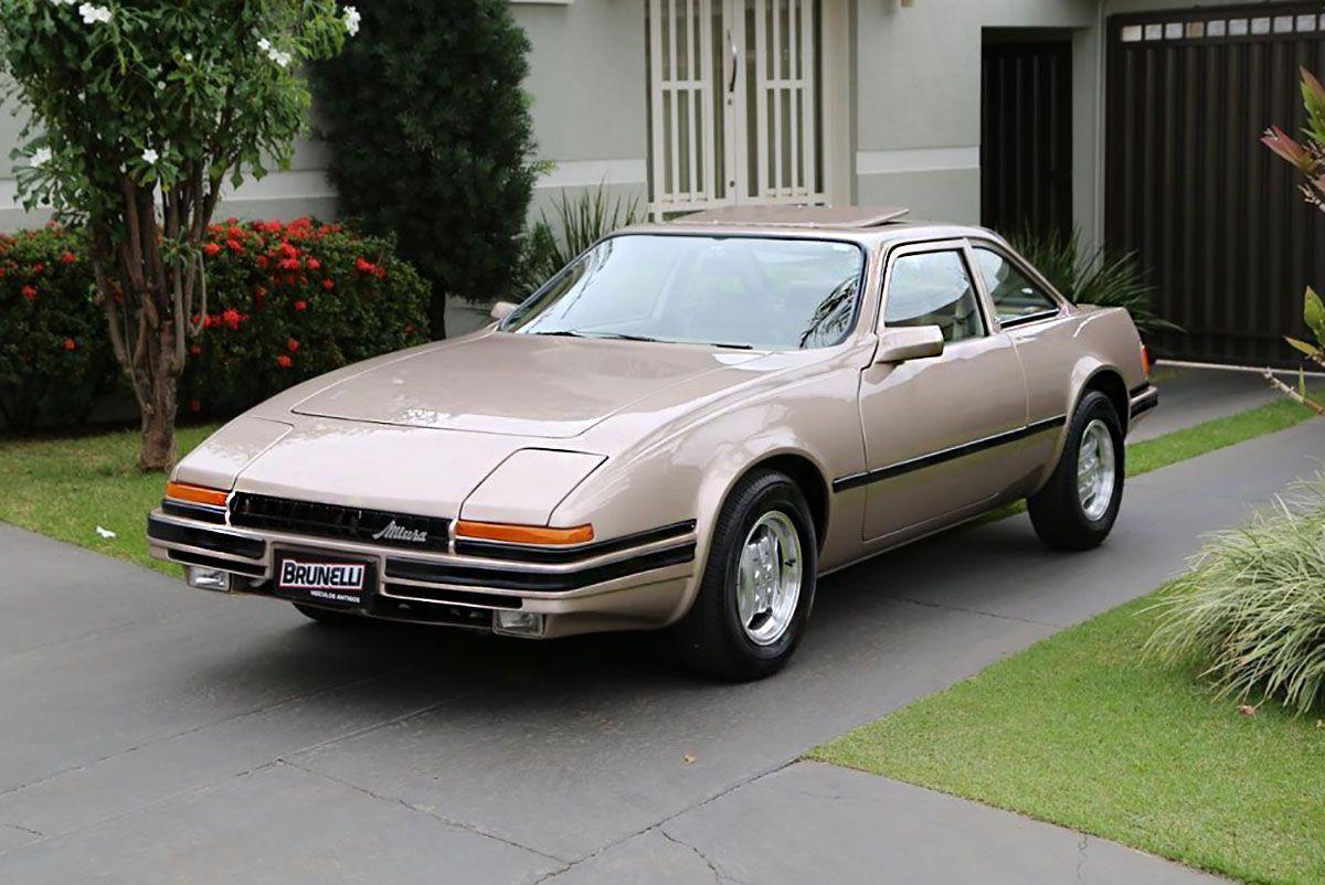 Miura Saga 1985 um esportivo feito para poucos