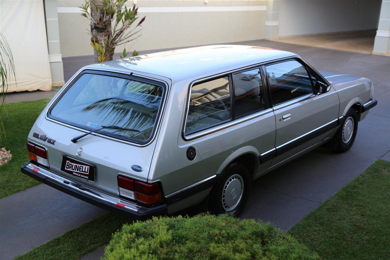 Del Rey Scala GLX 1985 muito mais que um carro