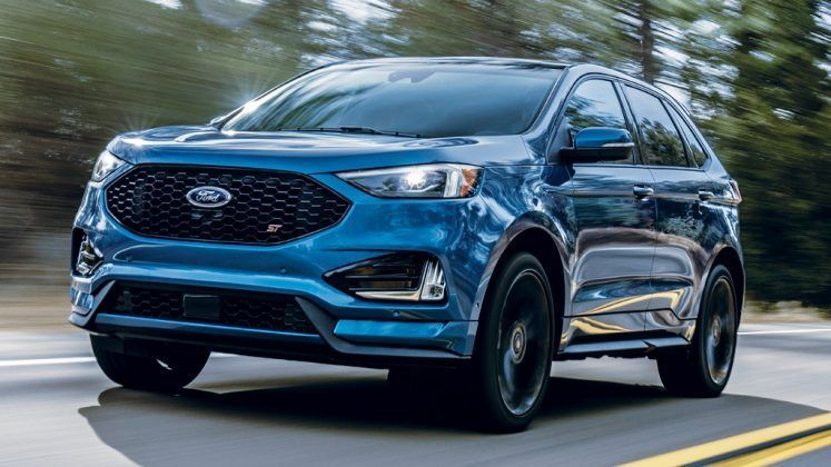 Ford Edge ST 2.7 V6 Turbo 2020 um SUV que custa mais de R$ 300.000,00