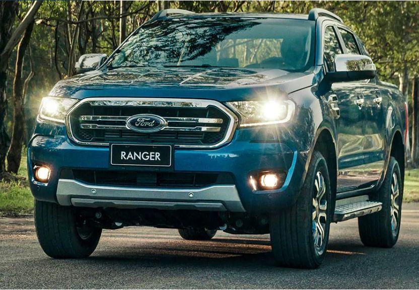 Ford Ranger Limited 3.2 Turbo 4x4 AT CD 2021 versão top de linha