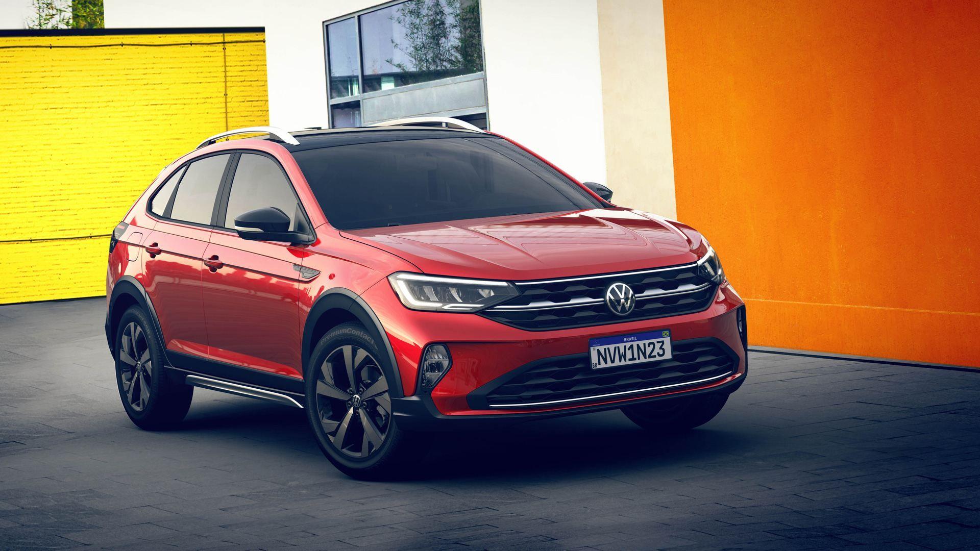 Volkswagen Nivus Highline 1.0 TSi 2021 o top de linha do novo compacto