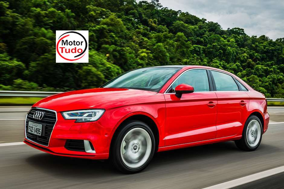 Audi A3 Sedan Performance Black 2.0 TFSi 2020 Simplesmente empolgante