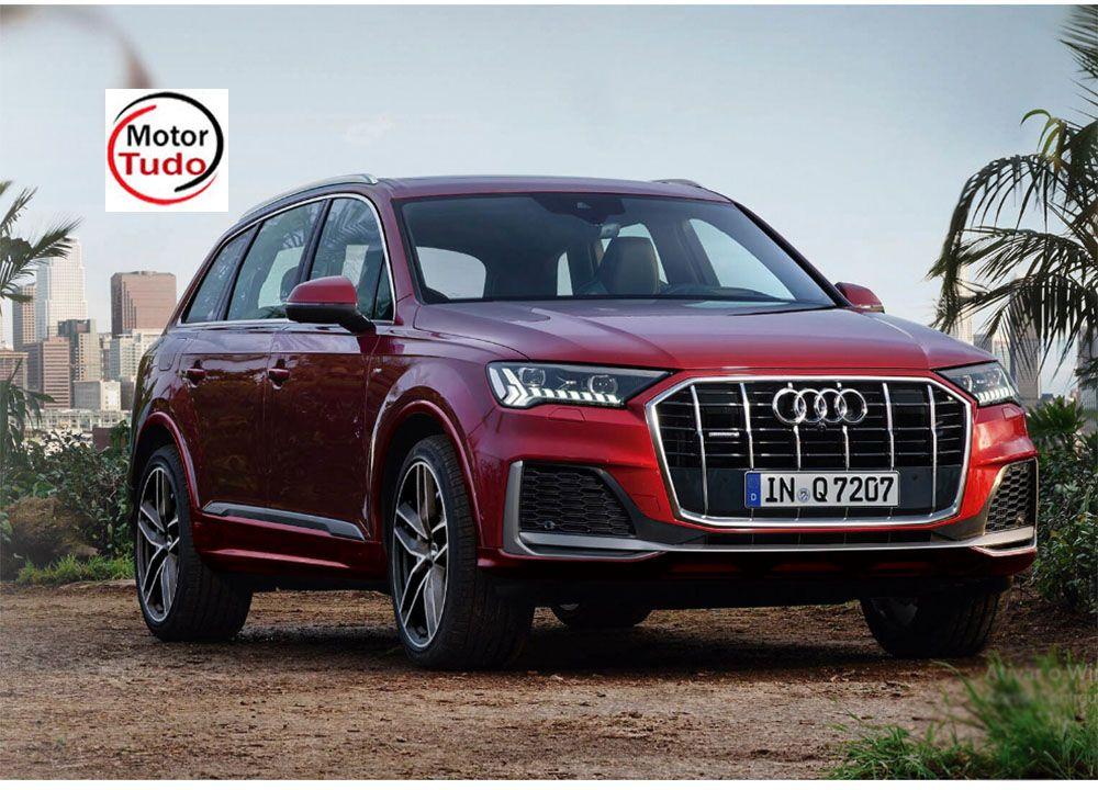 Audi Q7 S line 3.0 V6 TFSi 2020 o mais potente e luxuoso