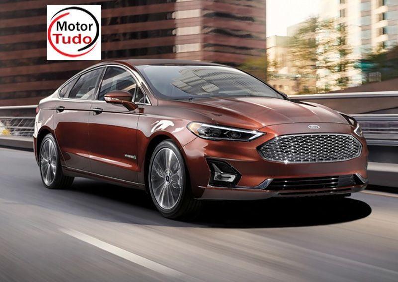 Fusion Hybrid 2.0 2020 Fim da linha para o gigante da Ford