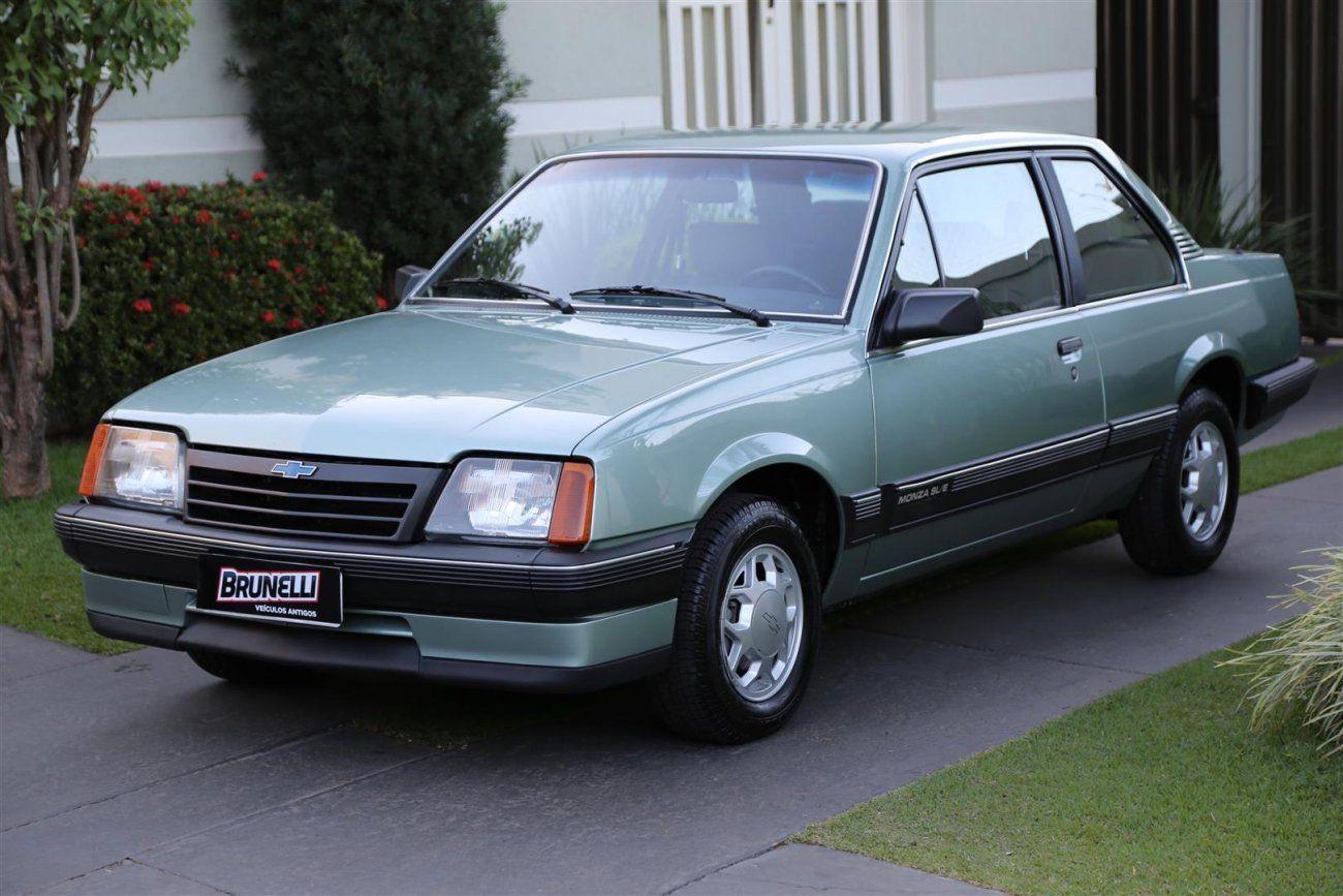 Monza quadrado 1990 o fim da bem sucedida primeira geração