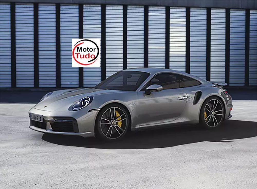 Porsche 911 Turbo S 3.7 2021 de 0 a 100 em incríveis 2,7 segundos